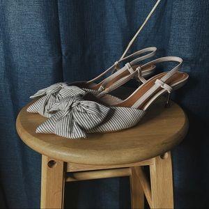 🌻MOVING SALE🌻 Zara Kitten Heel Shoes